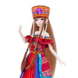 。叶罗丽精灵梦娃娃店玩具店白光莹素白29cm叶萝莉仙子玩