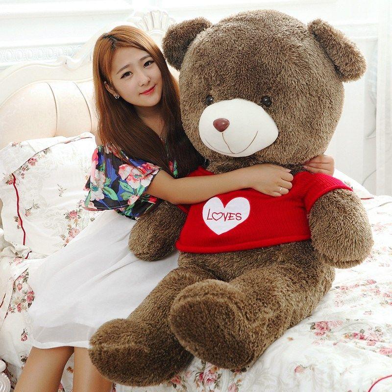 熊毛具大熊猫公仔布娃娃超大号1.5米生日礼物女生