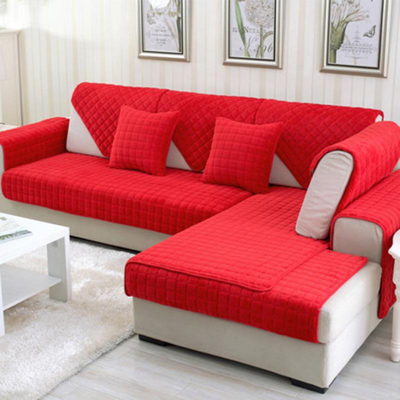 沙发垫子毛绒秋冬防滑皮沙发坐垫质量好不好