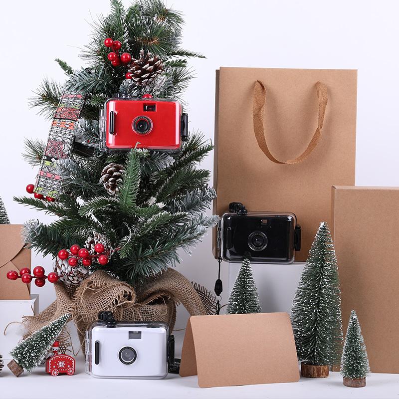 可爱傻瓜相机ins复古胶卷相机学生入门级胶片机创意圣诞生日礼物