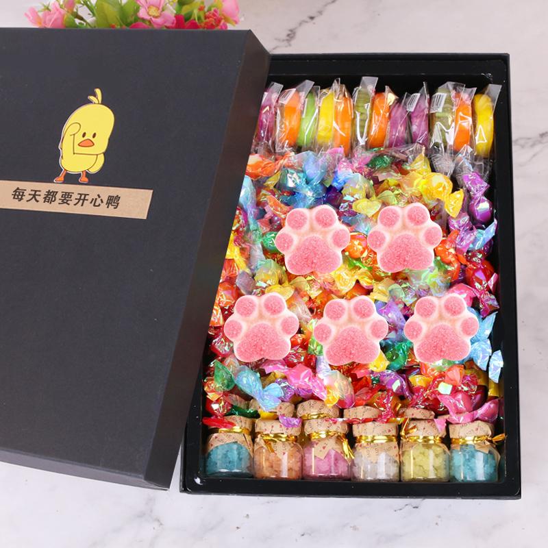 礼盒装儿童生日礼物结婚大礼包