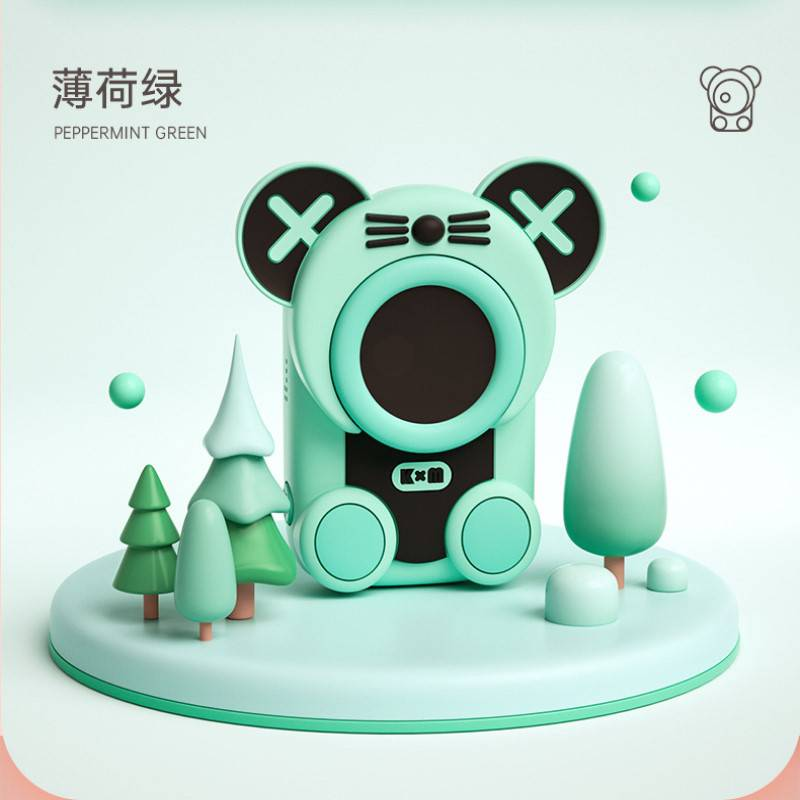 Science and education childrens digital camera toys 32 million pictures baby SLR birthday gift