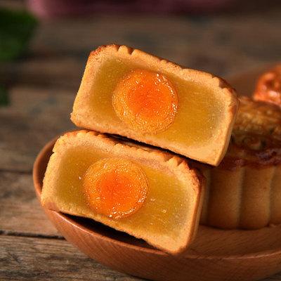 中秋广式小月饼多口味蛋黄莲蓉礼盒