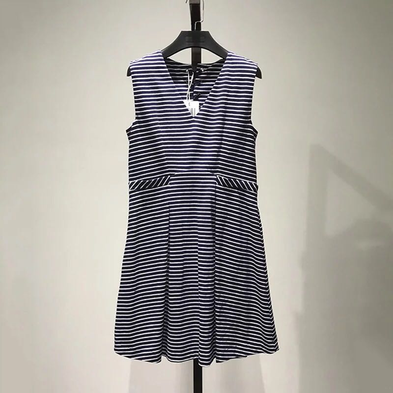 EB brand discount womens shop authentic stripe dress