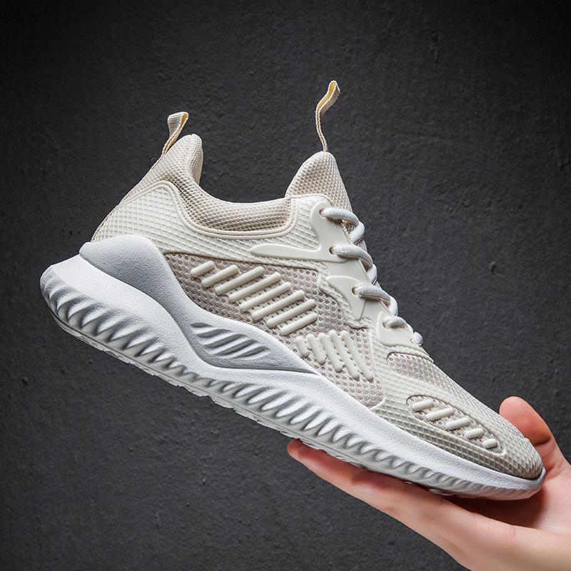 2020年夏季新款男士低帮休闲鞋子男潮鞋学生韩版透气运动男鞋图片