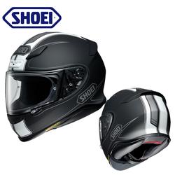 创意日本进口SHOEI头盔摩托车机车赛车公路全盔 男女骑士防雾头盔