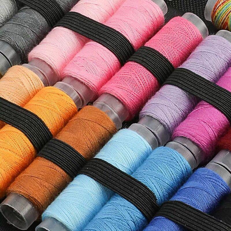 创意手工缝纫工具旅行针线盒套装家用便携针线盒子针线包DIY套装