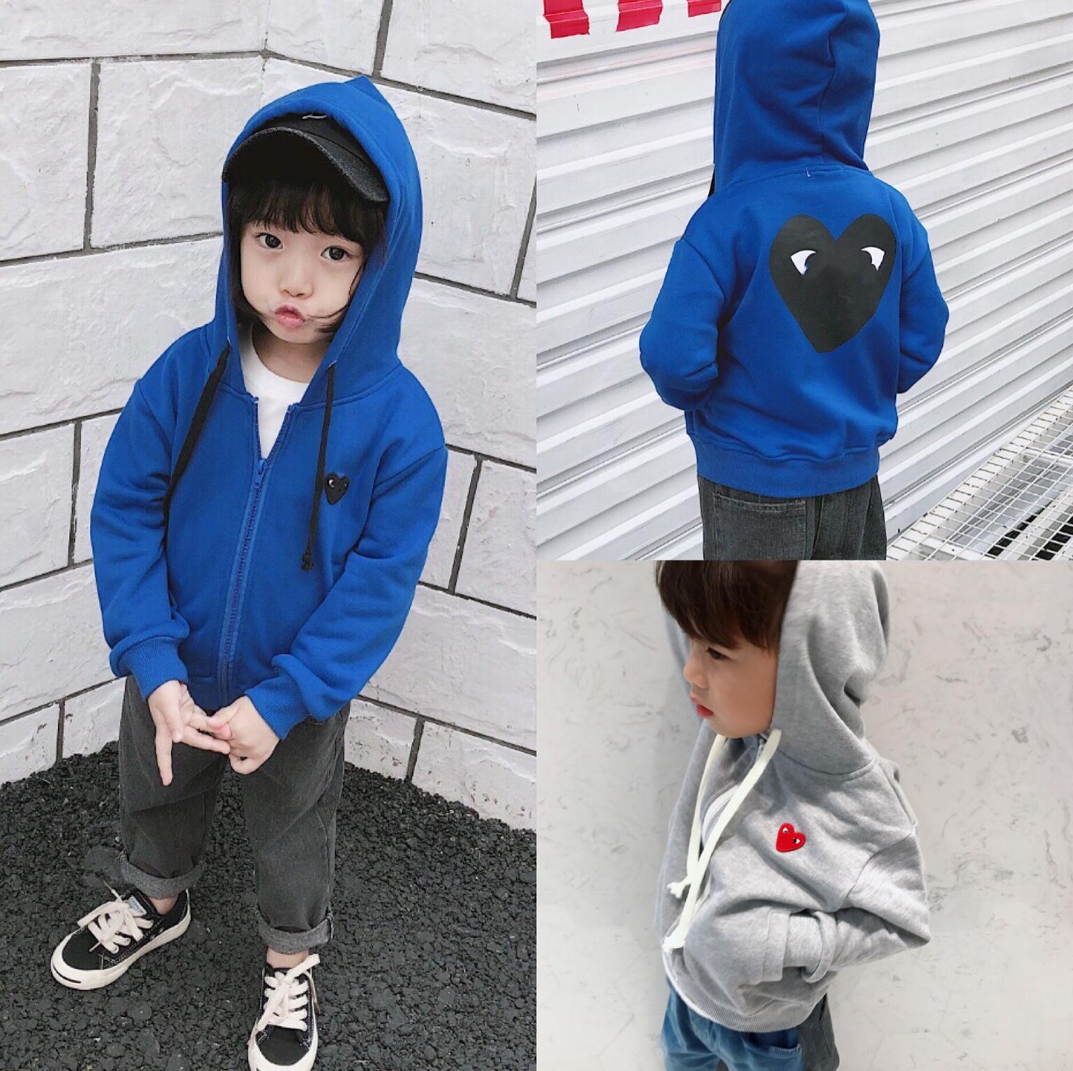 日系亲子装2021春秋款男女童卫衣