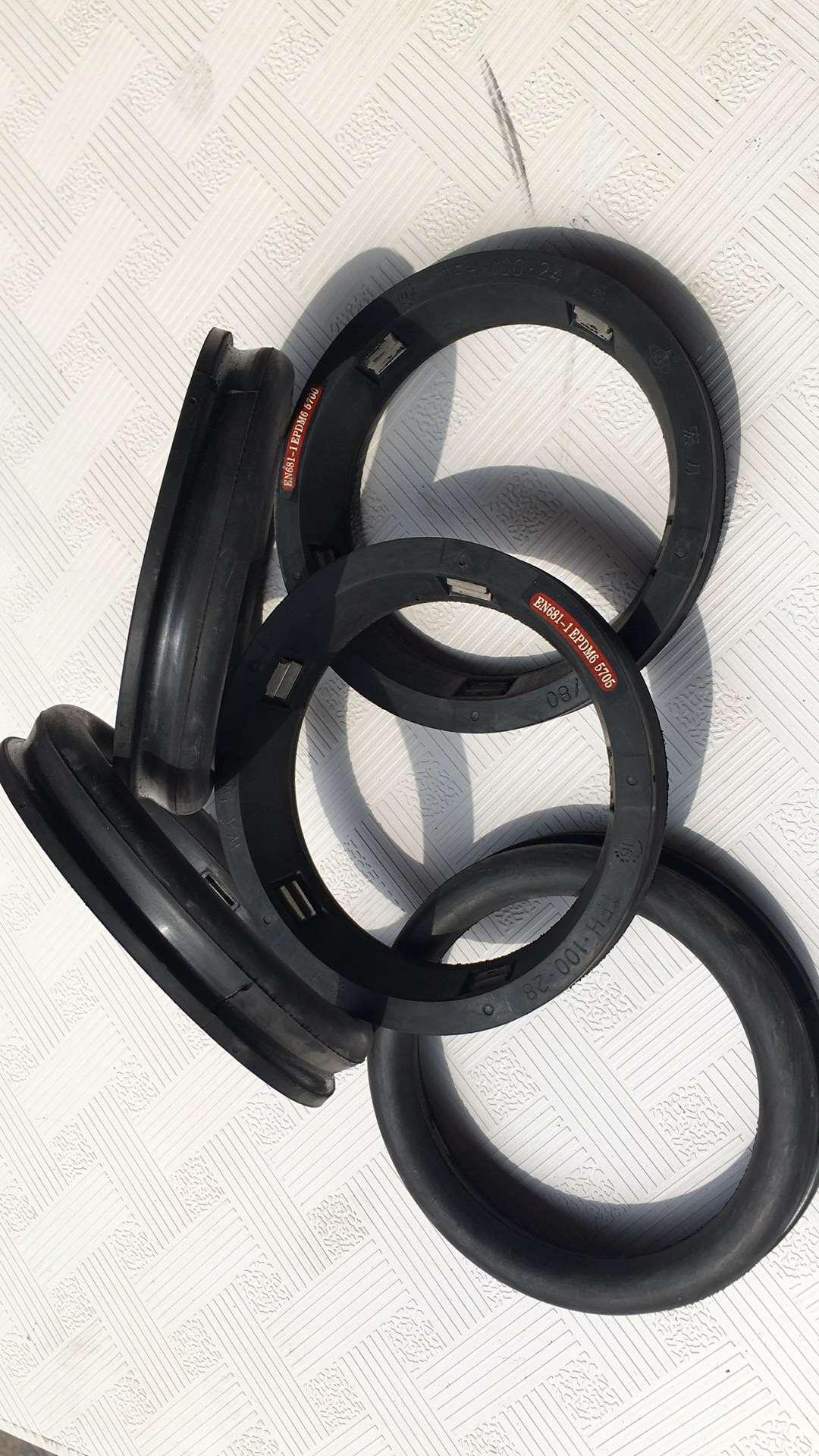 K9级T型接口球墨铸铁给水管承插口防脱T型胶圈,可领取元淘宝优惠券
