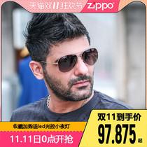 Zippo美国显年轻老花镜女时尚超轻男女款老花眼镜男高清老人