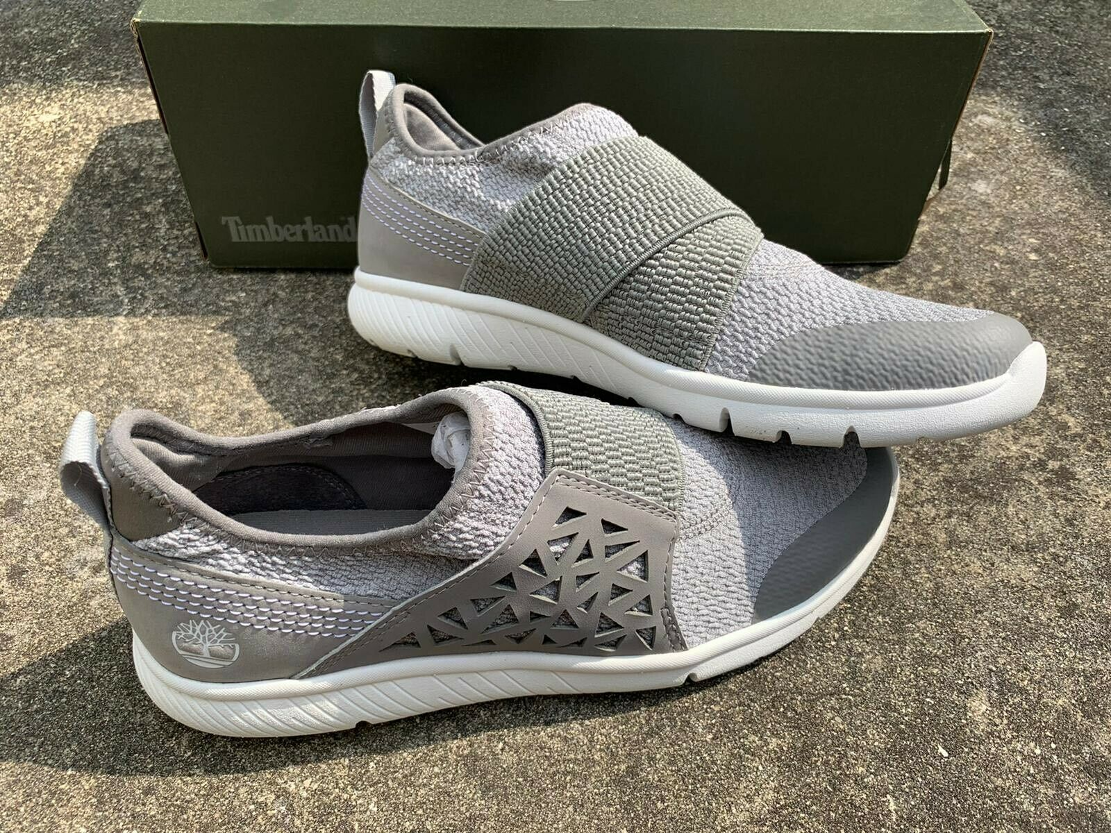 TIMBERLAND timberland womens grey running low top walking fitness low top shoes boltero a1r32