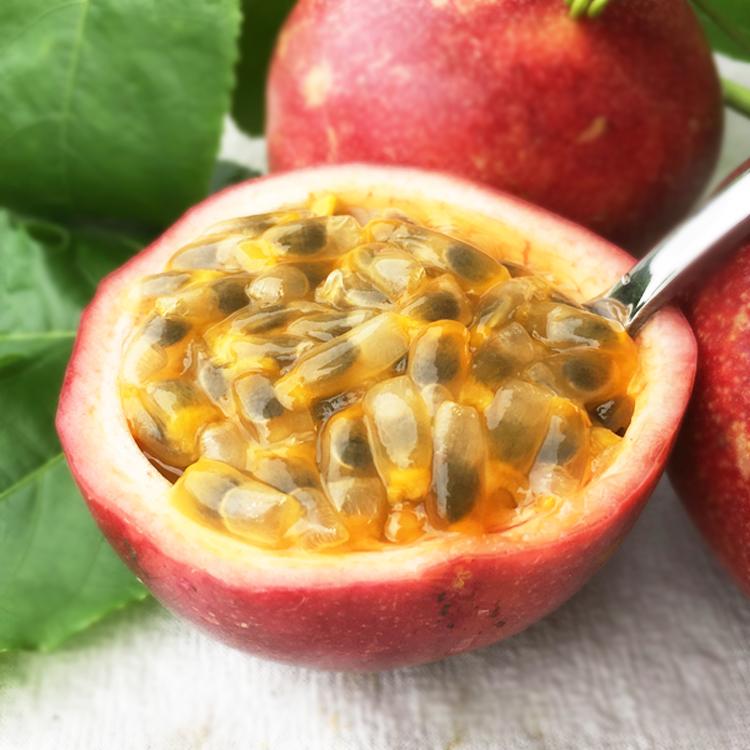 百香果1斤特大果新鲜水果酸甜西番莲鸡蛋果孕妇水果非广西百香果5券后18.48元