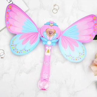 泡泡机儿童全自动电动吹泡泡器抖音网红玩具同款仙女魔法棒少女心