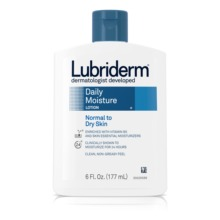 Lubriderm 24-hour moisturizer light fragrance