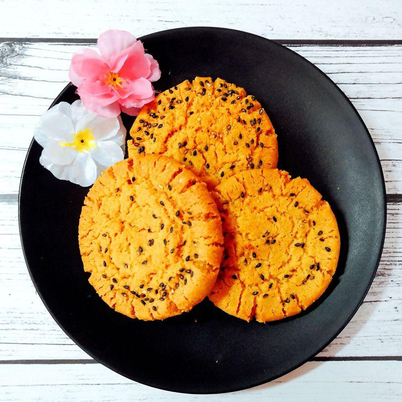 宫廷桃酥老式核桃酥甘肃馍馍特产传统饼干休闲零食糕点心500g