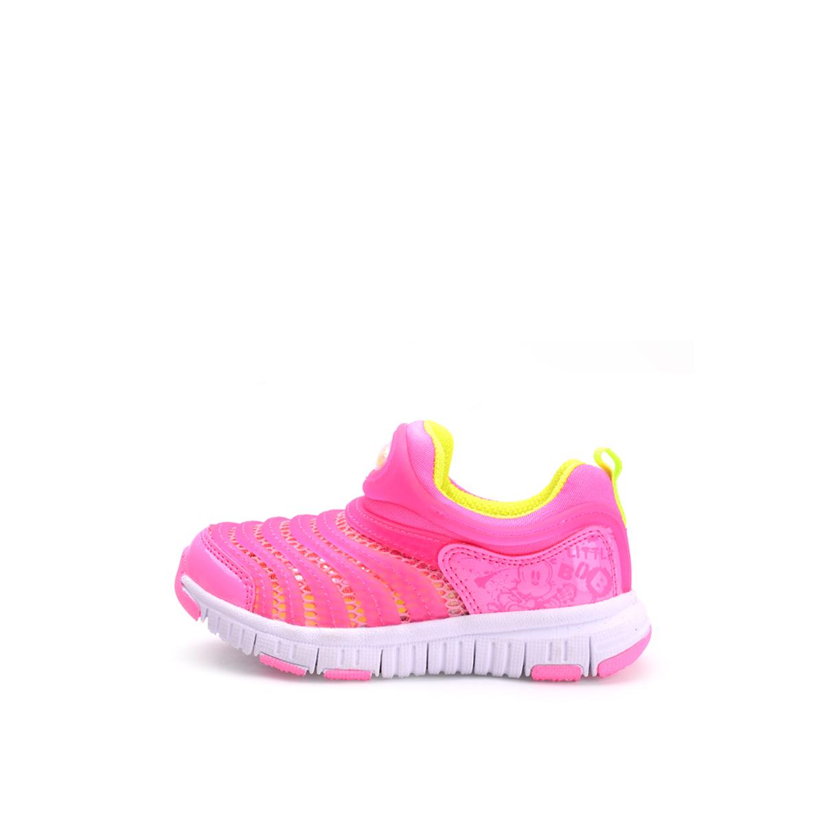 巴布豆女童可愛童趣舒適透氣 鞋
