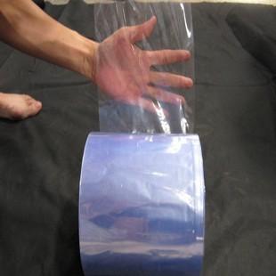 密封塑封包鞋热缩膜包书包遥控器保护膜pvc收缩酒瓶全包吹风机袋