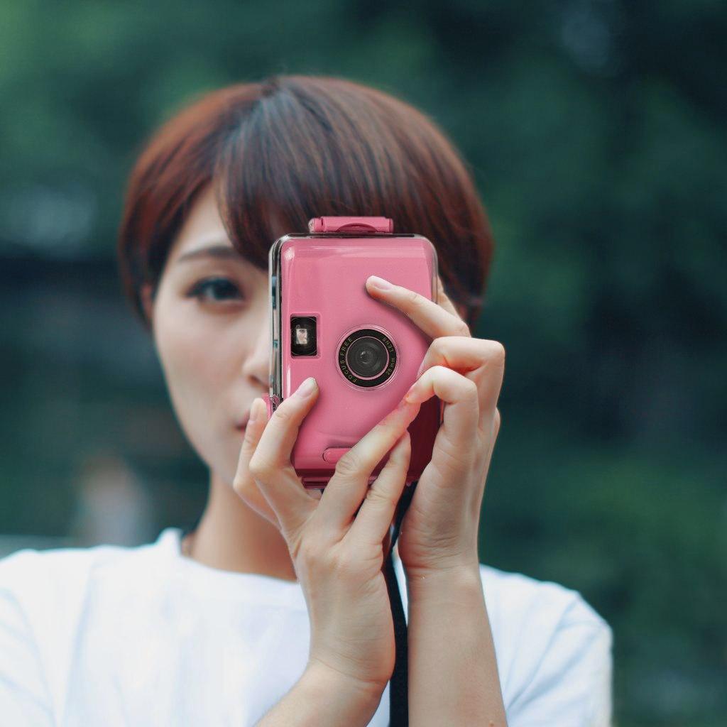 傻瓜胶卷相机一次性多次性防水照相机学生送礼物复古胶片相机ins