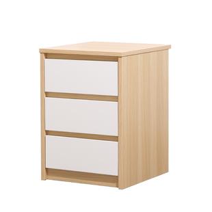 牀頭櫃小簡約現代北歐風輕奢卧室牀邊櫃子免安裝迷你儲物櫃可定製