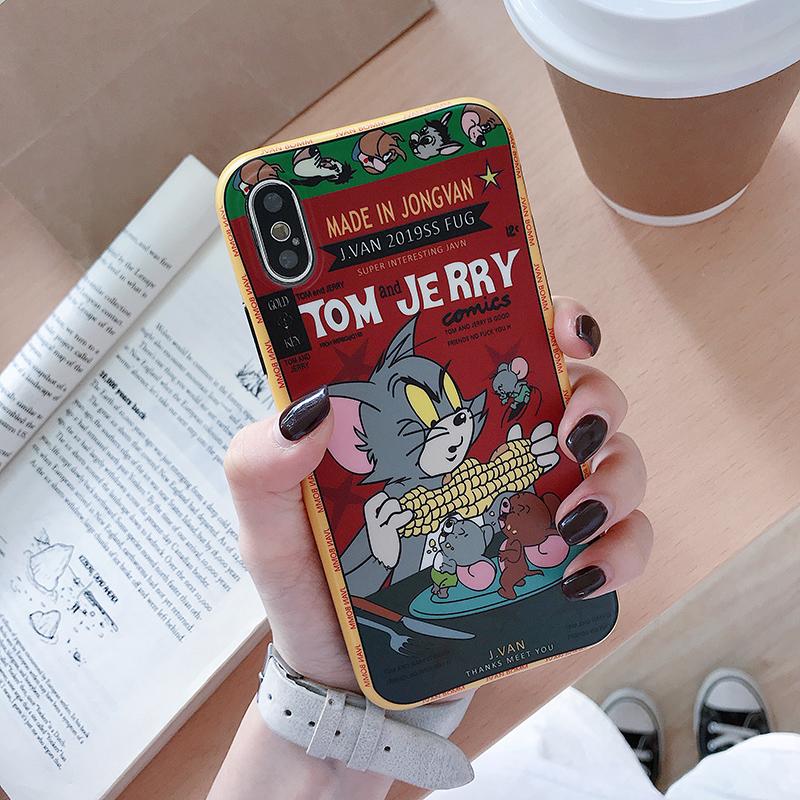 猫和老鼠oppor17手机壳oppor15梦境版保护套opporeno童年回忆o需要用券