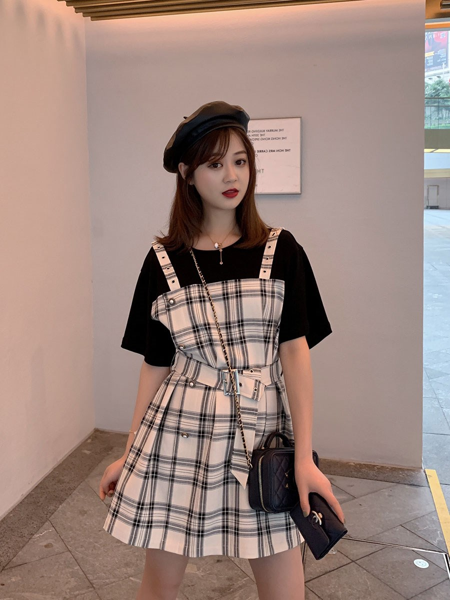 2019新款仙女超仙森系甜美夏裙子包邮
