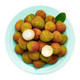 【百果园店】A级-海南妃子笑荔枝2斤 新鲜包邮当季时令水果鲜果图片