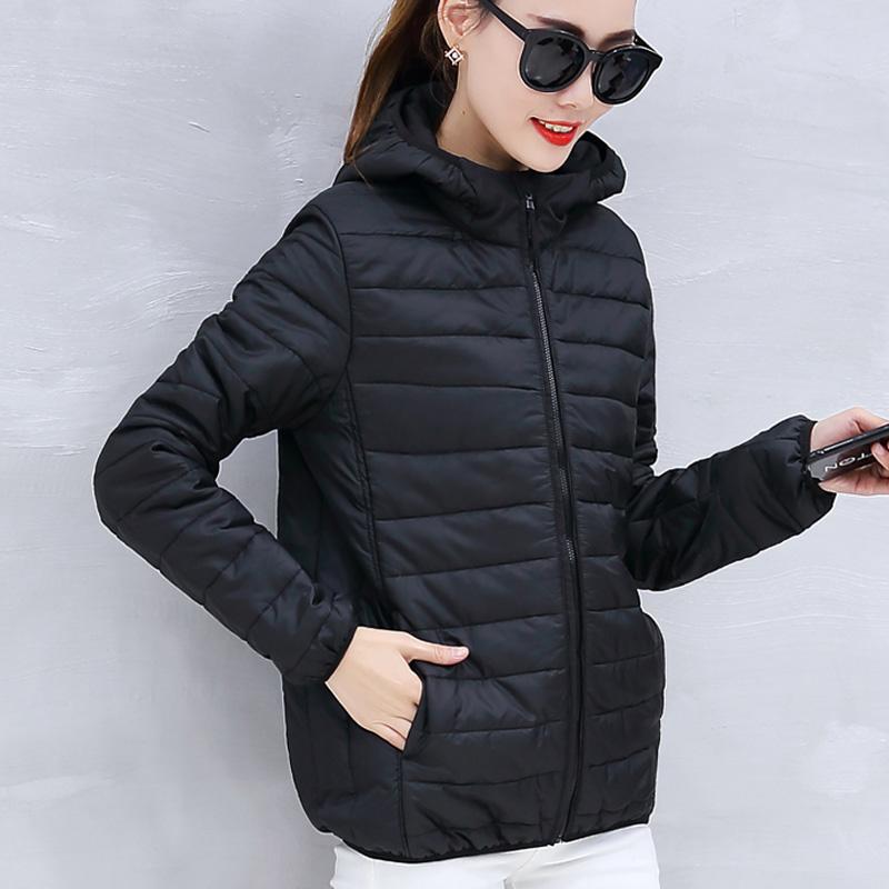 200 фунтов женский большой размер жир mm осень зима хлопок одежда краткое модель ватник 2017 новый корейский тонкий пальто