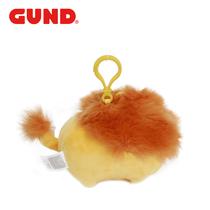 gund 胖吉猫毛绒钥匙扣包包挂件钥匙挂饰可爱玩偶公仔送女生礼物