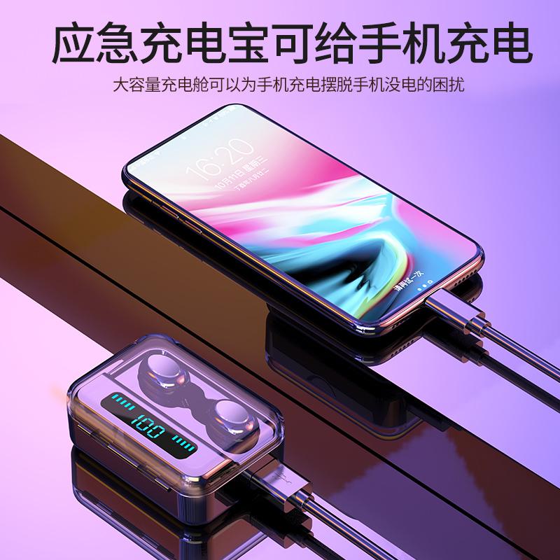 华强北无线蓝牙耳机三代适用于苹果airpods pro3代充电仓降噪通用air充电盒2二代ipods终极版1一代洛达1536U