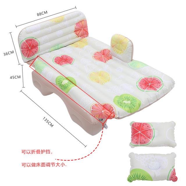 车载充气床垫车内车床旅行床可折叠128.00元包邮
