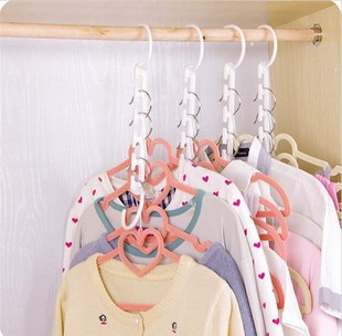 Hanger clothes hang New Saving arrival cabide Space