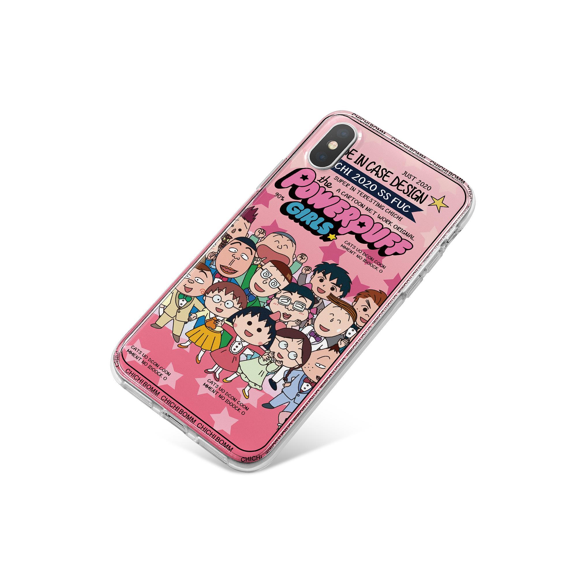 中國代購|中國批發-ibuy99|小米手机|原创卡通樱桃小丸子手机壳适合iPhone12/11华为p40vivo/OPPO小米