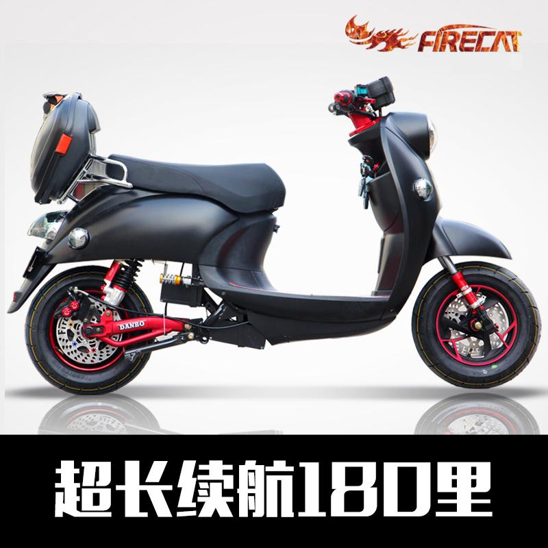 上海可上牌踏板电动车60V72V电摩版小上海牌照电瓶车电动摩托车