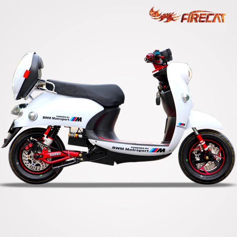 60v 72v外卖电摩托踏板双人电瓶车限时2件3折