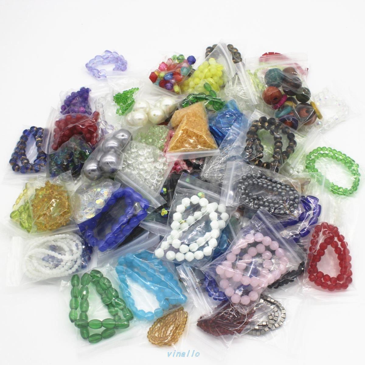 弱势专注力训练串珠子弱视散光恢复饰品手工制作手链项链儿童习穿