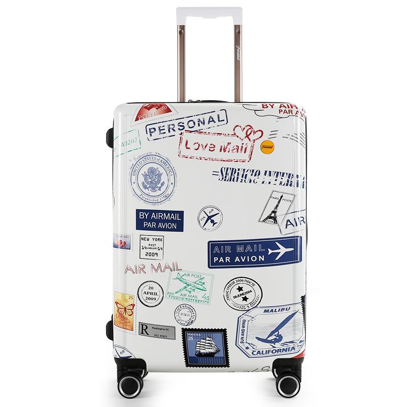 远东行李箱女静音ins网红旅行箱20万向轮拉杆箱24潮流小型密码箱