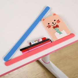 挡书条书桌防滑儿童书桌挡书条学习桌挡书条桌垫挡边书桌档条配件图片