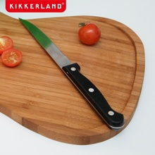 Kikkerland cutting board guitar shape anti-virus anti-mildew cutting board kitchen sticky board accounting board rolling panel Christmas supplies