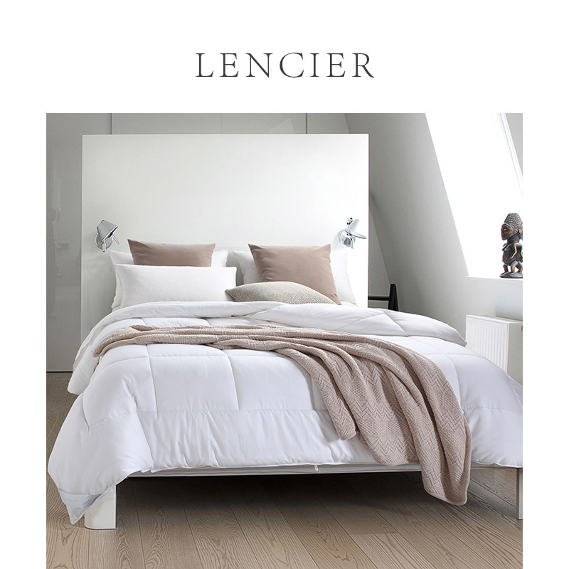 Japanese core winter quilt single student air conditioner spring and autumn quilt double thickened warm quilt lencier Nordic cotton