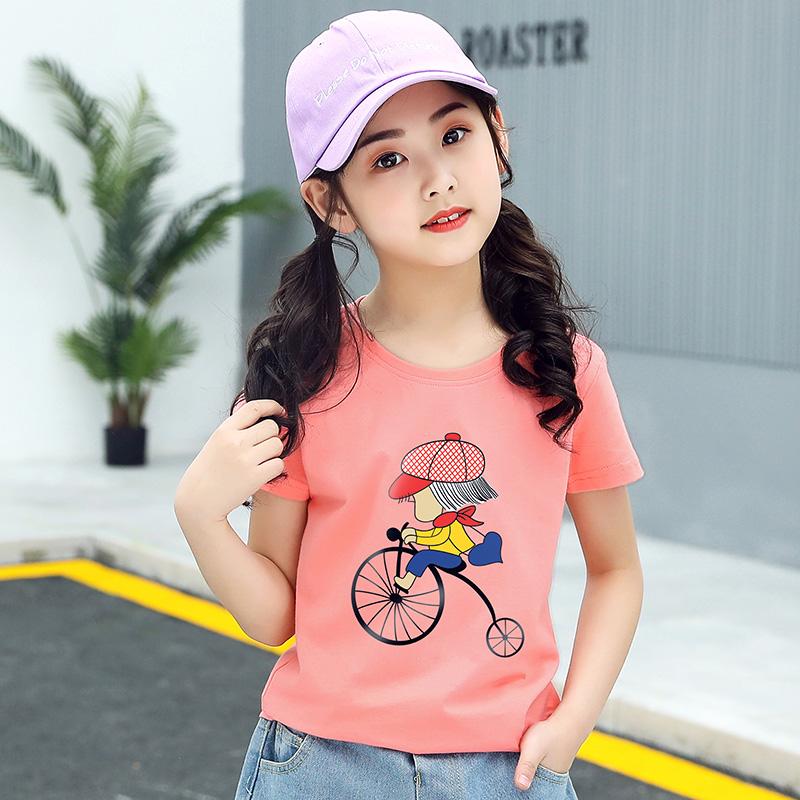 童装女童t恤2021年夏季儿童打底衫评价如何