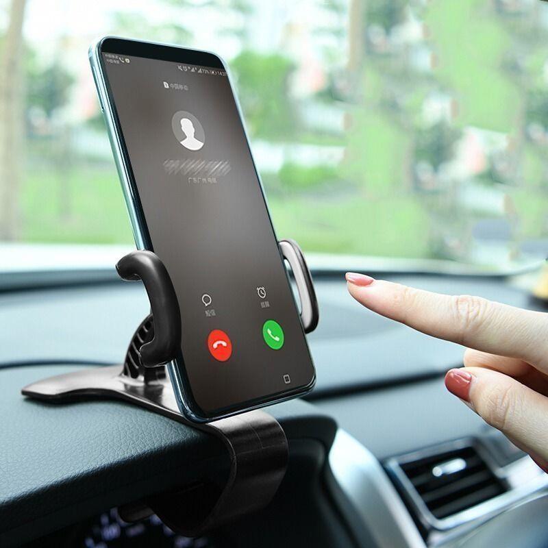 HUD抬头车载手机支架仪表台手机汽车导航直视式仪表盘通用支撑架