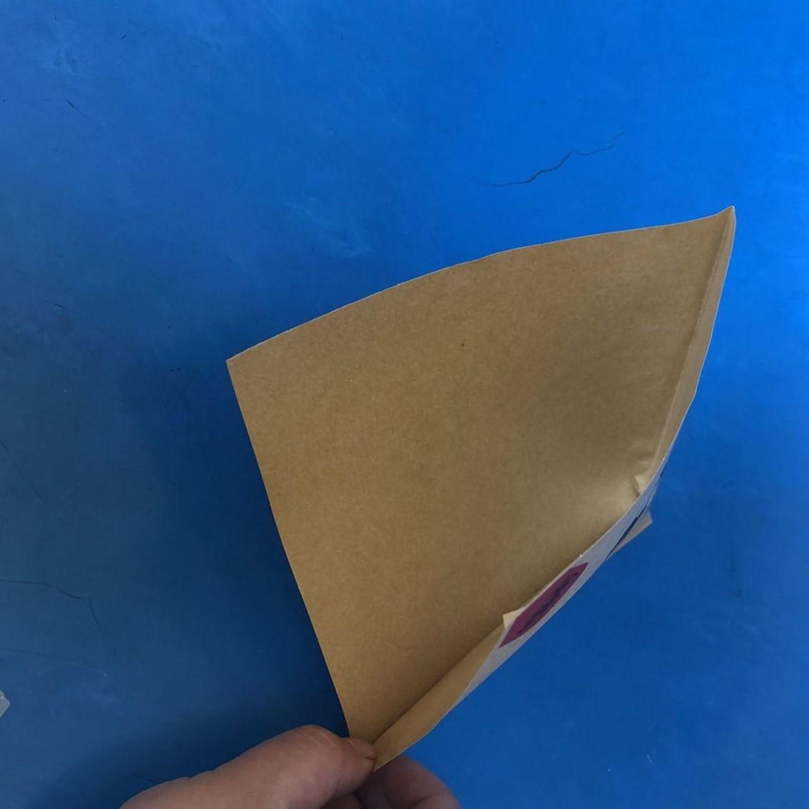 油纸打包纸袋袋包邮加厚肉夹馍肉夹袋三角袋防