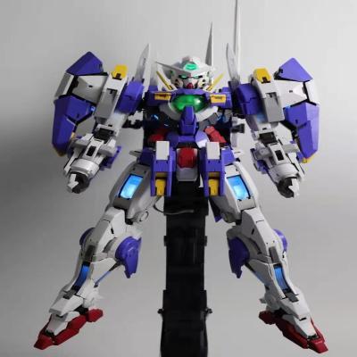 【已截单】大班pg能天使 雪崩装备 战损 带灯 拼装可动塑料模型