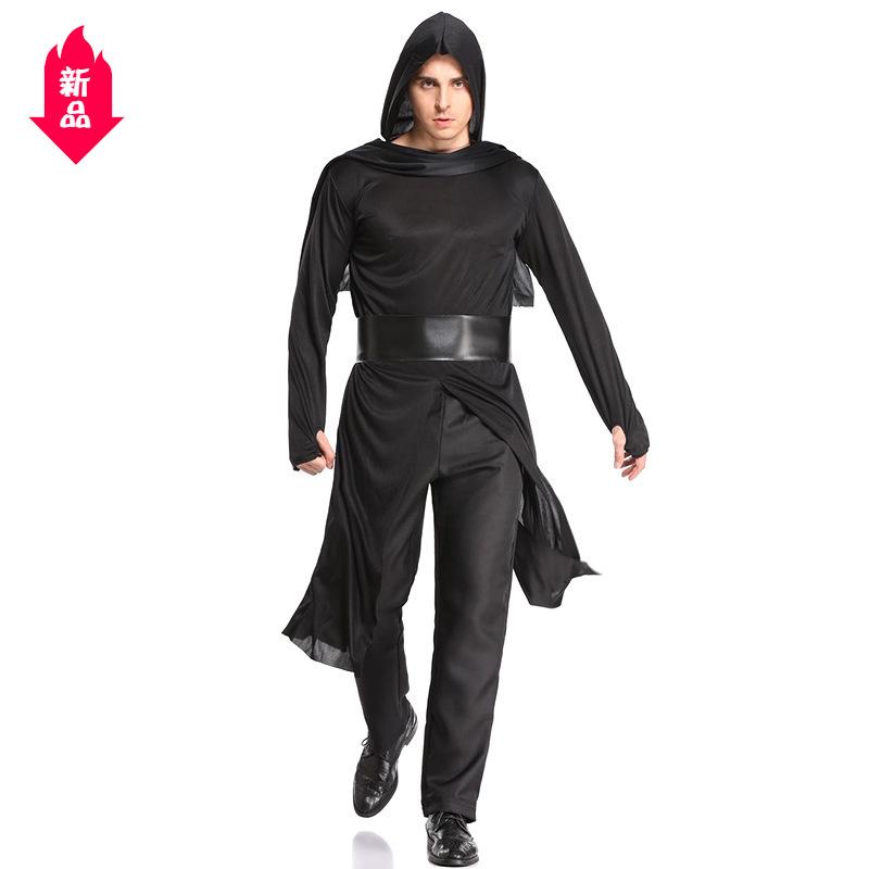 圣节服装成人男装 忍者战士角色扮演服装cosplay武士服演出服A13