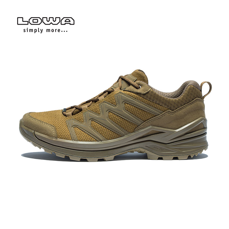 Lowa [official authentic] outdoor innox Pro GTX TF mens low top military boots