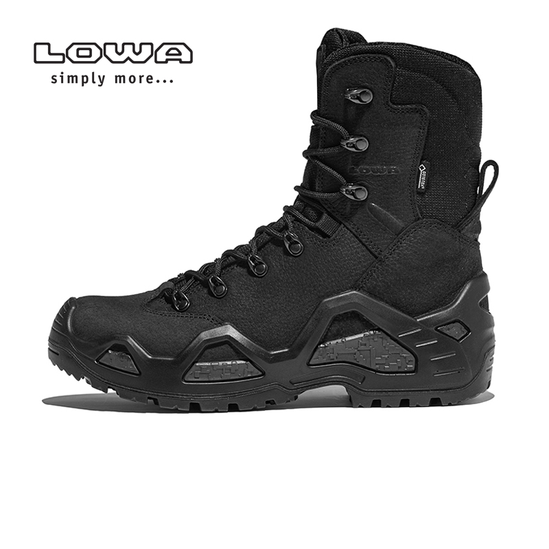 Lowa [official authentic] outdoor z-8n GTX mens middle upper waterproof and wear resistant combat tactical boots