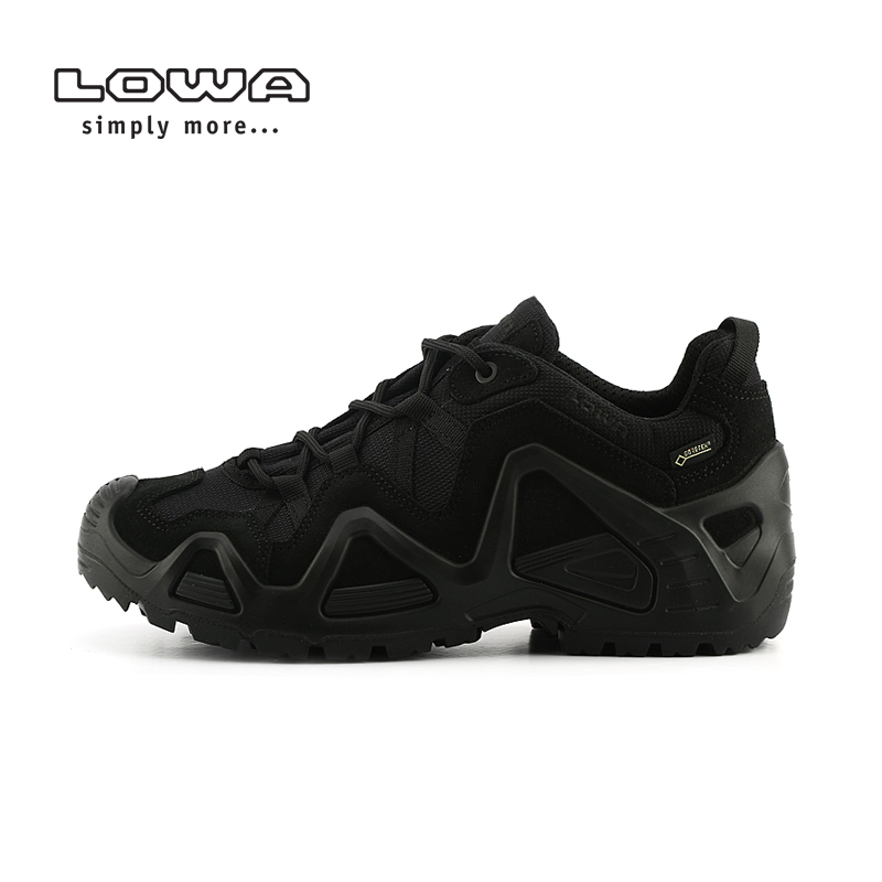 Lowa [official authentic] outdoor zephyr GTX TF mens low top waterproof and wear resistant combat tactical boots
