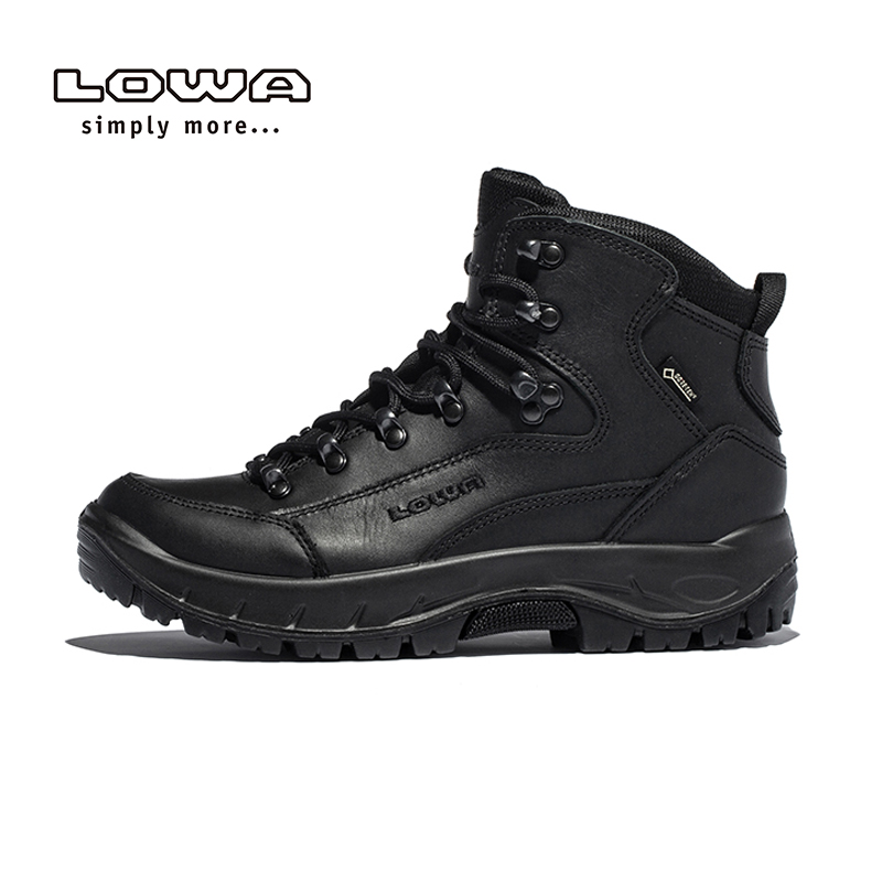 Lowa [official authentic] outdoor renegade GTX TF womens middle upper waterproof combat tactical boots
