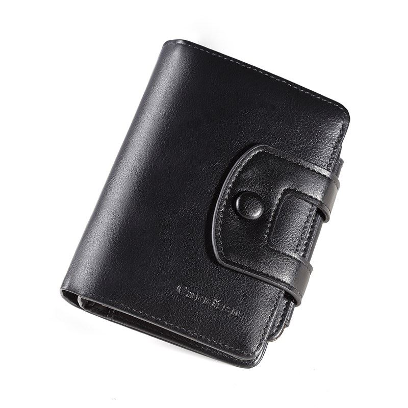 Wallet womens short 2019 new womens 30% discount youth multifunctional wallet large capacity Wallet Zipper fashionable card bag