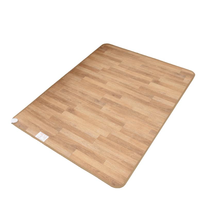 七朵云韩国碳晶地暖垫石墨烯电热毯客厅家用移动暖脚加热地板地垫